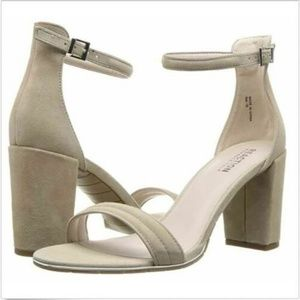 Kenneth Cole Reaction Lolita Sandals Taupe